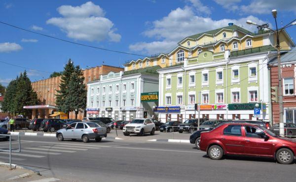 Аренда офиса 27,6кв.м. в центре Волоколамска